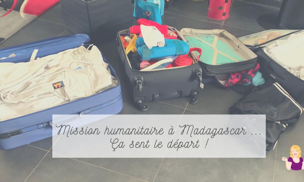 depart Madagascar
